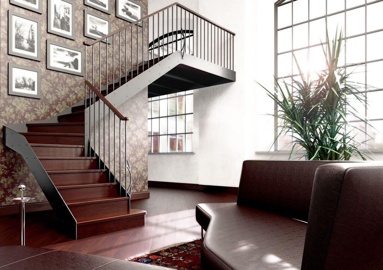 Escaleras modernas escaleras de dise o escalerasmazustegui for Escaleras duplex fotos