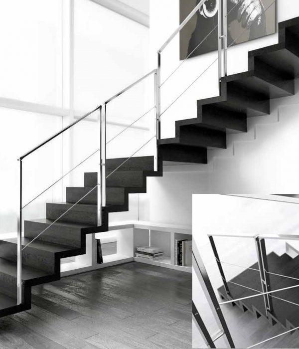 escaleras modernas escaleras de diseo - Escaleras Modernas